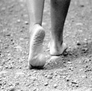 pies piedras